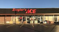 Store Front Ziegler's Ace Huntley