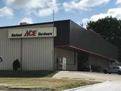 Store Front Harland Ace Hardware
