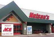 Store Front Nelson's Ace Hardware