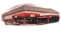 Store Front Bates Ace store front