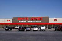 Store Front White Jones Hardware