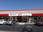 Store Front Woodward's Ace Hardware