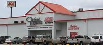 Store Front Oxford Lumber ACE Hardware