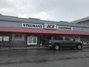 Store Front Stedman's Ace Hardware