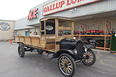 1917 Horseless Carriage