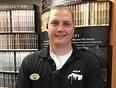 Manager Dan Berglund