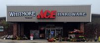 Store Front Whitmore Ace Hardware