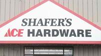 Store Front SHAFER'S ACE HARDWARE