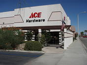 Store Front Palm Desert Ace Hardware