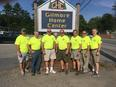 7 Employees = 222 years of  Service