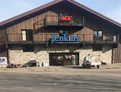 Store Front Jenkins Lumber