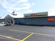 Store Front Bill's Ace Hardware