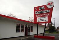 Store Front K & L Hardware