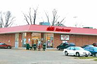 Store Front O'Donnell Ace Hardware Clinton Iowa