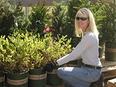 Garden Center Manager Kim Kramer