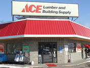 Store Front ACE Longville Builders Supply