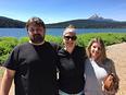 Managers Robert, Amy, Kristina