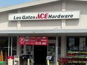Store Front Los Gatos Hardware