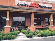 Store Front Arnie's Ace Hardware