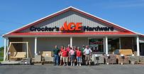 Store Front CROCKERS ACE HARDWARE