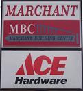 Store Front Marchant Building Center