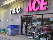 Store Front T&C Ace Hardware