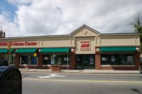 Store Front front