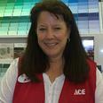 Manager Gail Hudlow