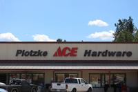Store Front PLOTZKE ACE HARDWARE