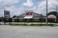 Store Front Bray Ace Hardware