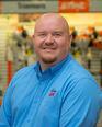 Manager Chad Hawkins