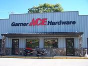 Store Front Garner Ace Hardware