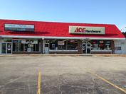 Store Front Portage Ace Hardware