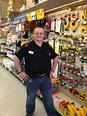 Store Manager Steve Thorne