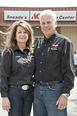 Owner Dave & Lynne Sneade