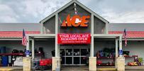 Store Front Biedermann's Ace