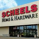 Store Front Scheels Ace Hardware