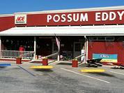 Store Front Possum Eddy Hardware