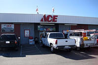 Store Front Al's Ace Hardware on 29th Street