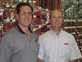 Owner Jeff and Mark Cyrier