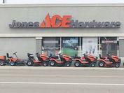 Store Front Jones Ace Hardware