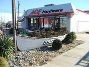 Store Front Brigantine Ace Hardware