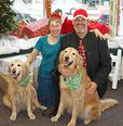 Holidays Bob, Linda, Ace and Callie