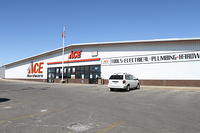 Store Front Harris Ace Hardware