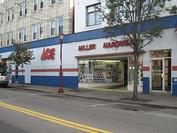 Store Front Miller ACE Hardware