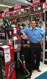 Store Manager Joe Delosier