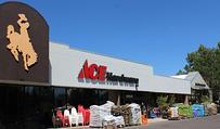Store Front AceHardware & Paint