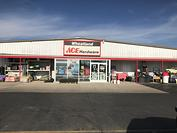 Store Front WHEATLAND ACE HARDWARE