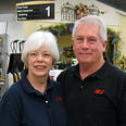 Owner Becky & Bill Branstetter