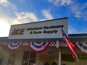 Store Front Chiefland Farm Supply